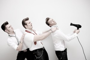 The Baseballs (Foto: Warner Music Group)