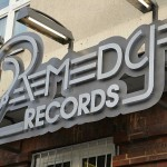 Chris Laut (Ohrenfeindt) live bei Remedy Records in Hamburg am 23.10.2013
