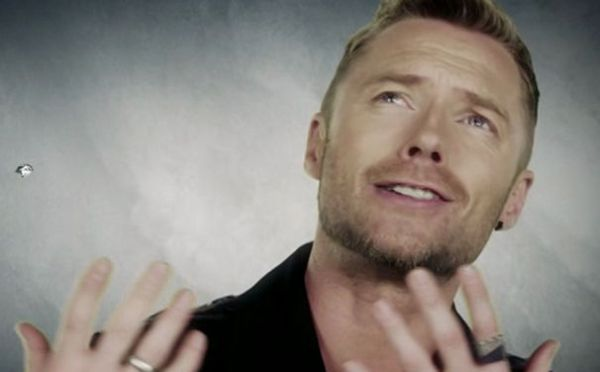 Ronan Keating: … because I'm a fan of music!