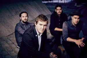 The Gaslight Anthem - Foto Universal Music