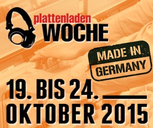 Plattenladenwoche Made in Germany