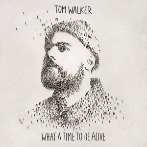 Tom Walker 'What A Time To Be Alive' (LP, rotes Vinyl) - Special Release zur Plattenladenwoche 2018