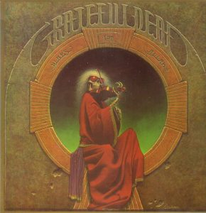 Grateful Dead 'Blues for Allah' (LP, Vinyl) - Special Release zur Plattenladenwoche 2018