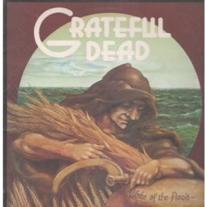 Grateful Dead 'Wake Of The Flood' (LP, Vinyl) - Special Release zur Plattenladenwoche 2018